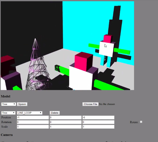 WebGL Model Viewer